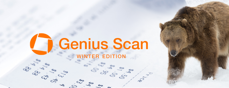 Genius Scan Winter Edition